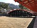 Soribashi Bridge of Itsukushima Shrine.jpg