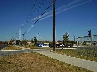 Capital Metropolitan Transportation Authority - South Congress Transit Center