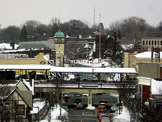 South Orange, New Jersey - South Orange in 2011