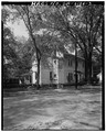 South and east facades - Herndon-Glanton-Reeves House, 524 Greenville Street, La Grange, Troup County, GA HABS GA,143-LAGR,19-3.tif