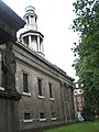 South side of St Pancras Church, Upper Woburn Place WC1 - geograph.org.uk - 1411313.jpg
