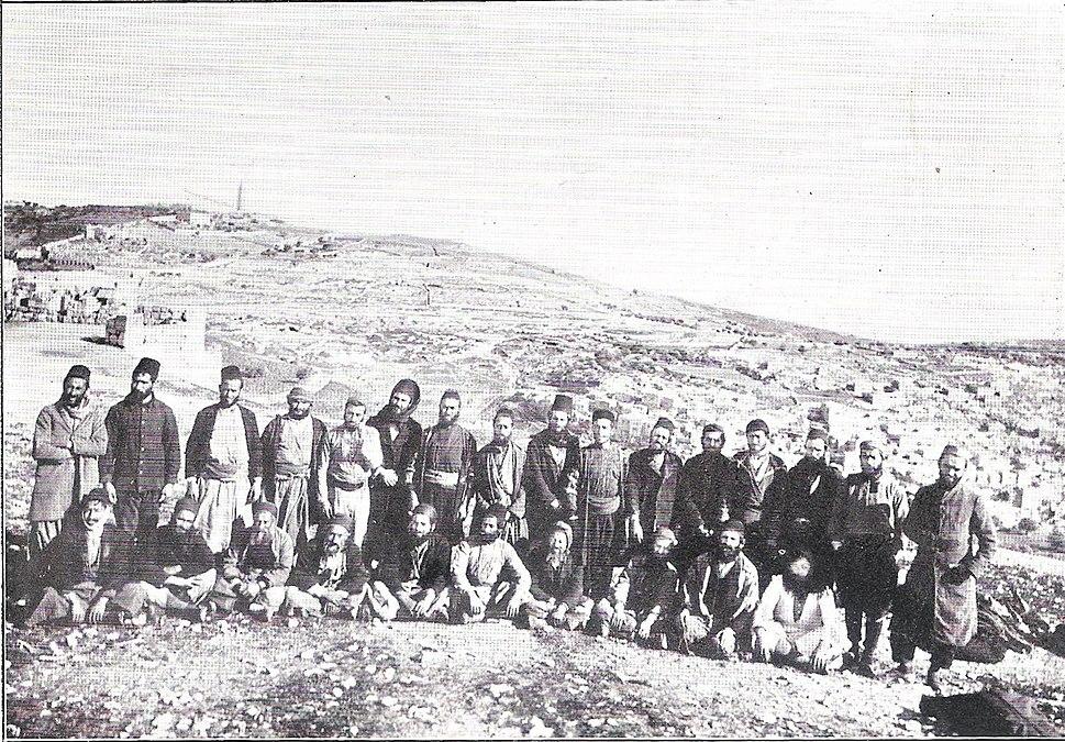 Spanish Jews (before 1899)