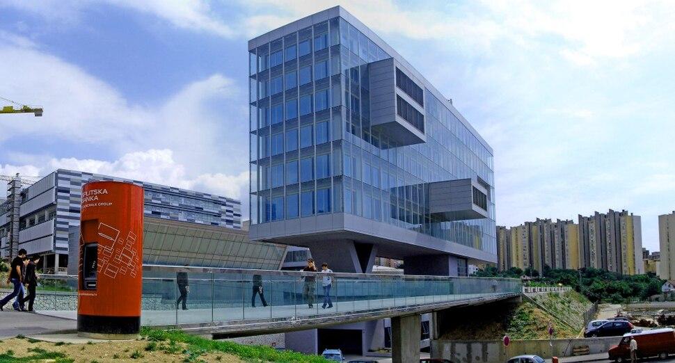 Split University Library-wide