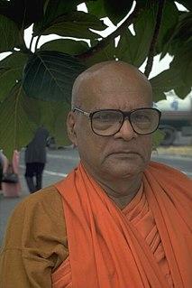 K. Sri Dhammananda Sri Lankan Buddhist monk