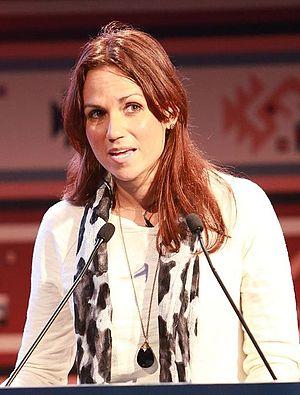 White Haitians - Stéphanie Villedrouin, Government Minister.