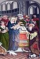 St.Jakob - Hochaltar - Präsentation Christi im Tempel.jpg