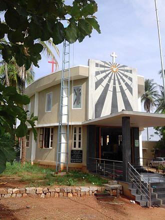 Malavalli - St.Mathia's Church