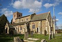St.Peter and St.Paul's church, Bratoft, Lincs. - geograph.org.uk - 118998.jpg