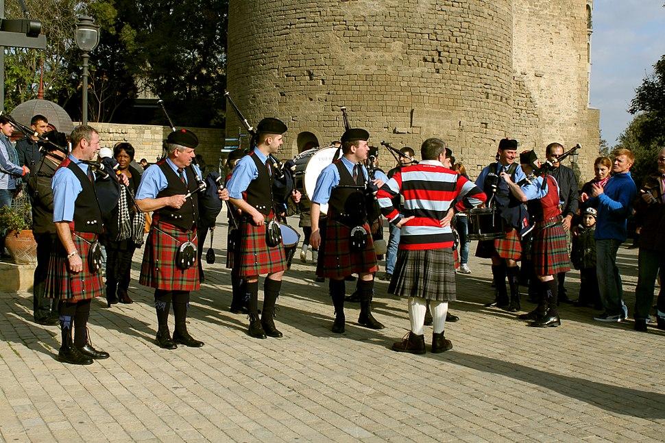 St. Andrew's Day in Baku 4