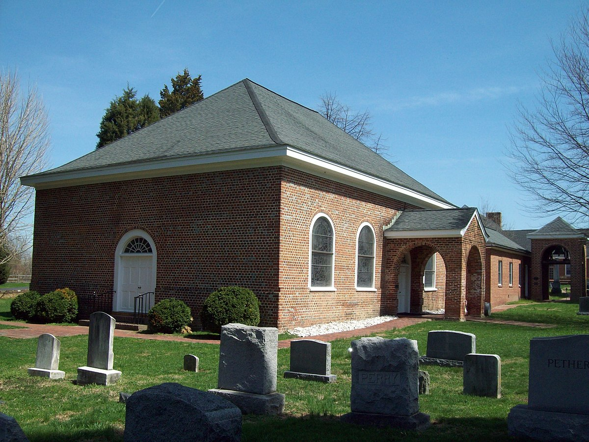 St. James' Parish (Lothian, Maryland) - Wikipedia