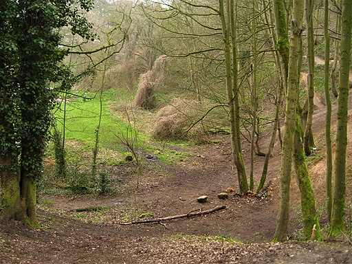 St. James' Pit, Mousehold Heath, Norwich