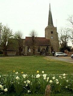 Danbury, Essex Human settlement in England