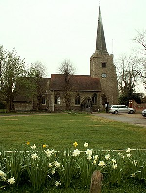 Danbury, Essex - Image: St. John the Baptist, the parish church of Danbury geograph.org.uk 1248369