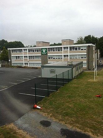 Lucan, Dublin - St. Mary's Boy's National School