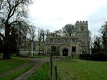 St. Mary the Virgin, Drayton Beauchamp - geograph.org.uk - 87564.jpg