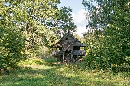 шедевры деревянной архитектуры википедия