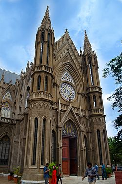 St. Philomena's Church, Mysore 01.jpg
