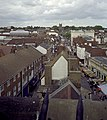 St Alban's High Street and market from the Clock Tower - geograph.org.uk - 1836418.jpg