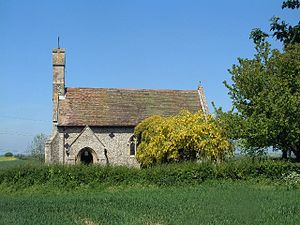 Darmsden - Image: St Andrew's Church, Darmsden geograph.org.uk 18817