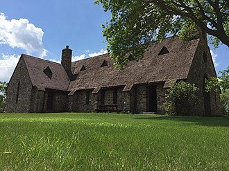 National Register of Historic Places listings in Walsh County, North Dakota - Image: St Catherines Lomice