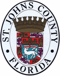 Siegel von St. Johns County