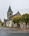 St Lawrence church in St-Ennemond 02.jpg