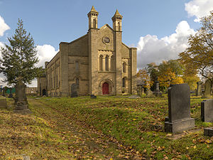 Newton, Greater Manchester - Image: St Mary's Church, Newton