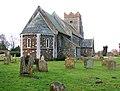 St Mary's church in Wimbotsham - geograph.org.uk - 1737224.jpg