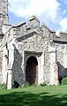 St Mary Magdalene, Caldecote, Herts - Porch - geograph.org.uk - 358919.jpg