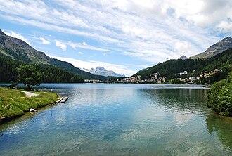 St. Moritz - Lake St. Moritz