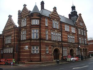Kentish Town - St Pancras Public Baths