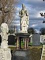St Patrick's Cemetery, Langthorne Road, Leytonstone, London E11 - geograph.org.uk - 307825.jpg