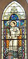 St Stefan an der Gail - Pfarrkirche - Fenster - Aloisius.jpg