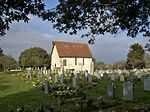 St Wilfrid's Chapel, Church Norton 3.JPG