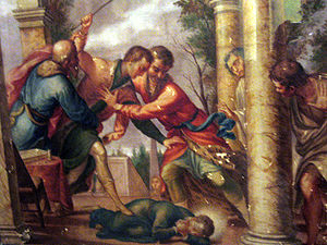 Saint Stanislaus Kostka was brutally bullied b...