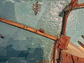 Stadtmuseum Rapperswil - Stadtmodell - Holzbrücke, Hafen und Südtor 2012-12-01 15-57-15 (P7700).JPG