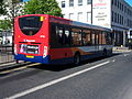 Stagecoach bus 39706 Alexander Dennis Enviro 200 NK58 AFX in South Shields 9 May 2009.jpg