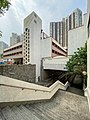 Stairs to Shan King South Stop 202106.jpg