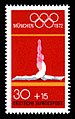 Stamps of Germany (BRD), Olympiade 1972, Ausgabe 1972, 30 Pf.jpg