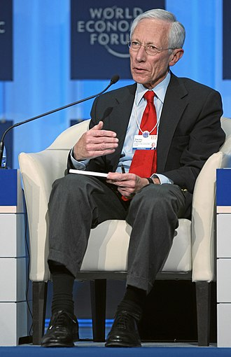 Stanley Fischer - Fischer during the WEF 2010