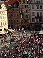 Staroměstské náměstí - artistická produkce.JPG