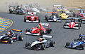 Start at Formula Car Challenge Race - Turn 2 at Infineon Raceway.jpg