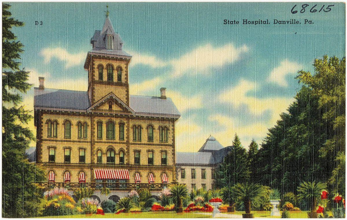 History of Danville State Hospital - Danville PA 17821 ... |Danville State Hospital