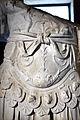 Statua loricata frammentaria, dal foro di traiano, 112 dc ca. 02.JPG