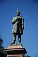 Statue of Johan Ludvig Runeberg, Esplanadi park. Helsinki, Finland, Northern Europe.jpg