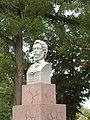 Statue of Lajos Kossuth Kiszombor.JPG