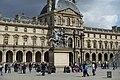 Statue of Louis XIV, Louvre Museum, Paris 1 April 2017.jpg