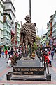 Statue of Mahatma Gandhi in Gangtok.jpg