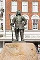 Statue of Peter Wessel Tordenskold, Frederikshavn.jpg