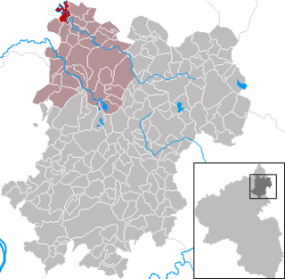 Stein-Wingert Place in Rhineland-Palatinate, Germany